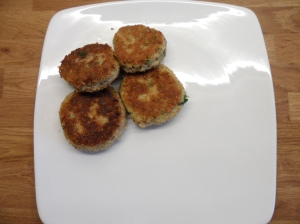 Low FODMAP Beef Rissoles