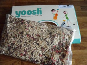 yoosli muesli packet