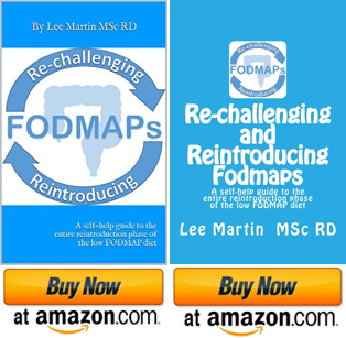 Re-challenging & reintroducing FODMAPs the book!