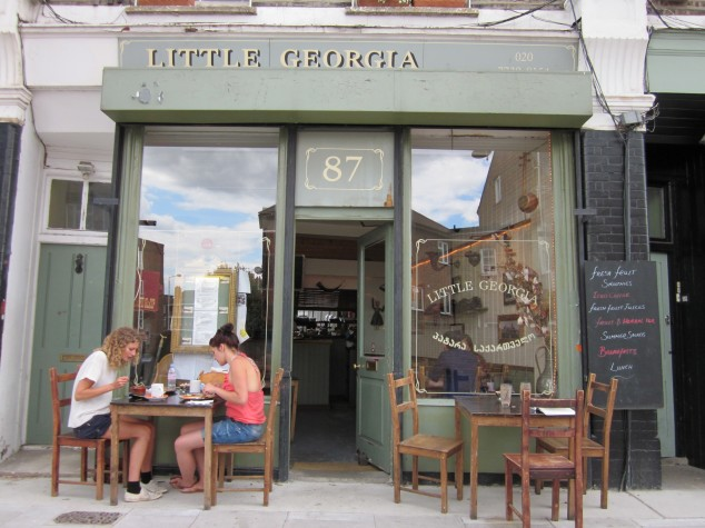 Little Georgia Cafe
