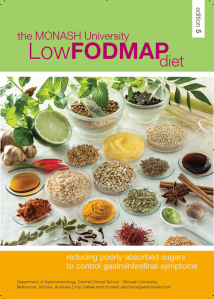 Suitable foods on the low FODMAP diet and recent changes