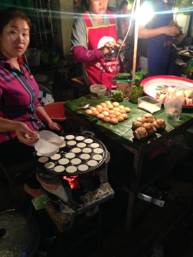 Travelling on a low FODMAP diet in Laos