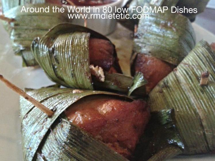 favourite low FODMAP dishes from the Philippines