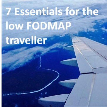 7 essentials for the low FODMAP traveler