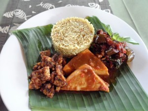Indonesia travel and the low FODMAP diet