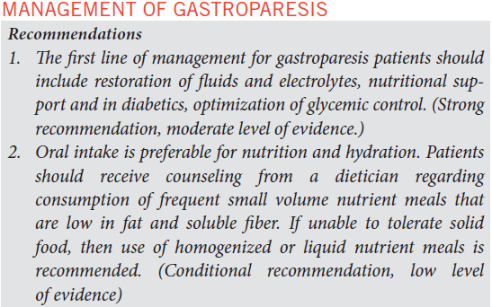 Must Read Research Papers for use in Dietetic Neurogastroenterology Clinical Practice